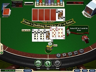 Caribbean Draw Poker Latest Online Casino Games And Slots At