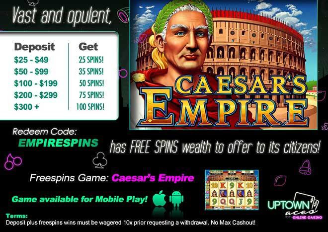 Empire Spins
