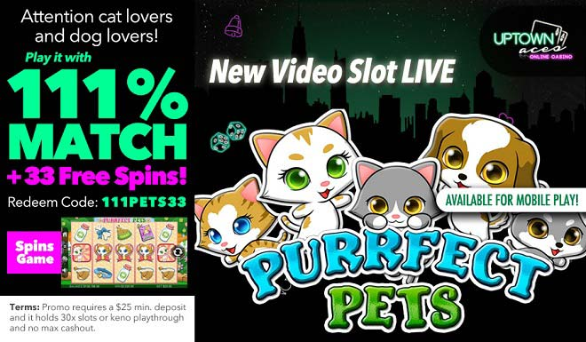 Uptown Aces New Game Free Spins