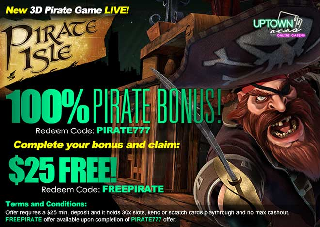 Pirate Isle Game
