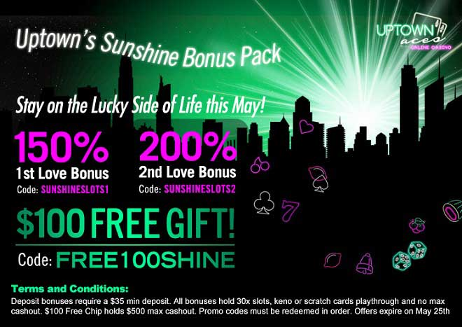 Sunshine Bonus Pack