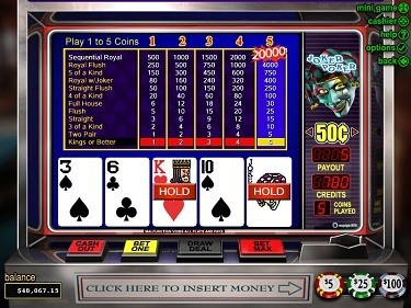Play joker poker online when playing poker with wildcards what is the highest hand