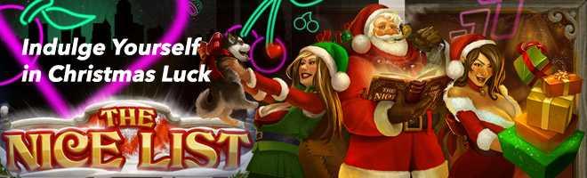 Indulge Yourself in Christmas Luck